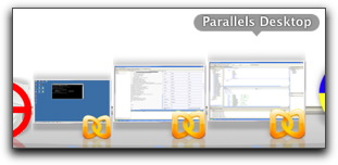 Parallels dock icon