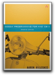 Cocoa Programming Book